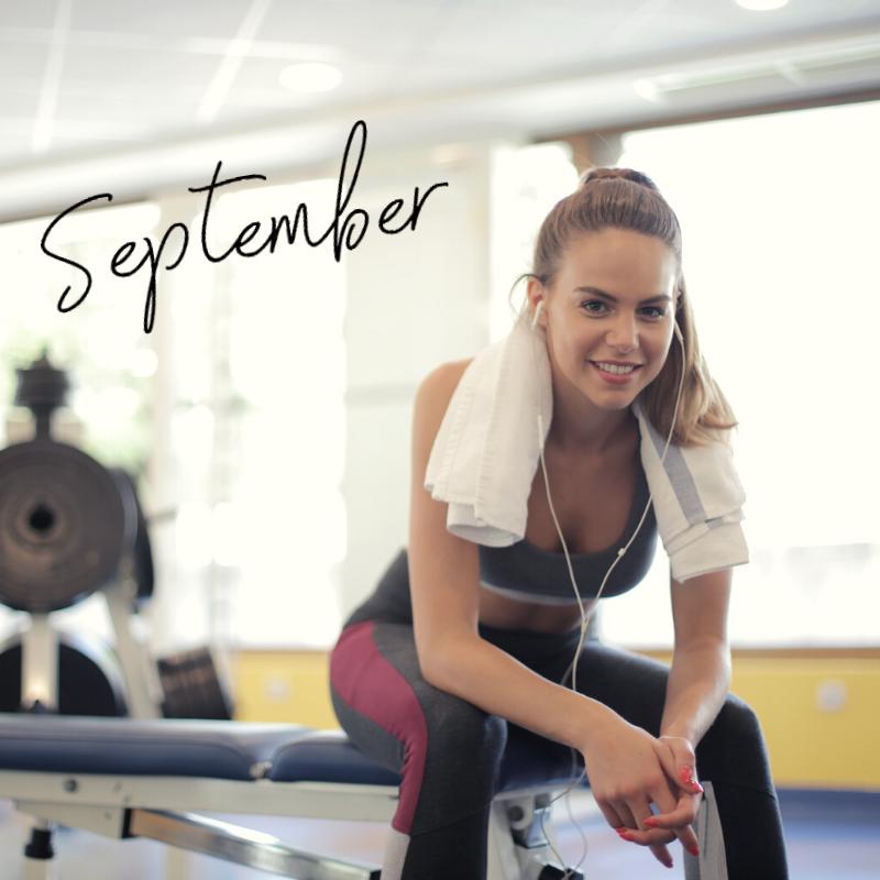 Осінні тренування після відпочинку: з чого почати?