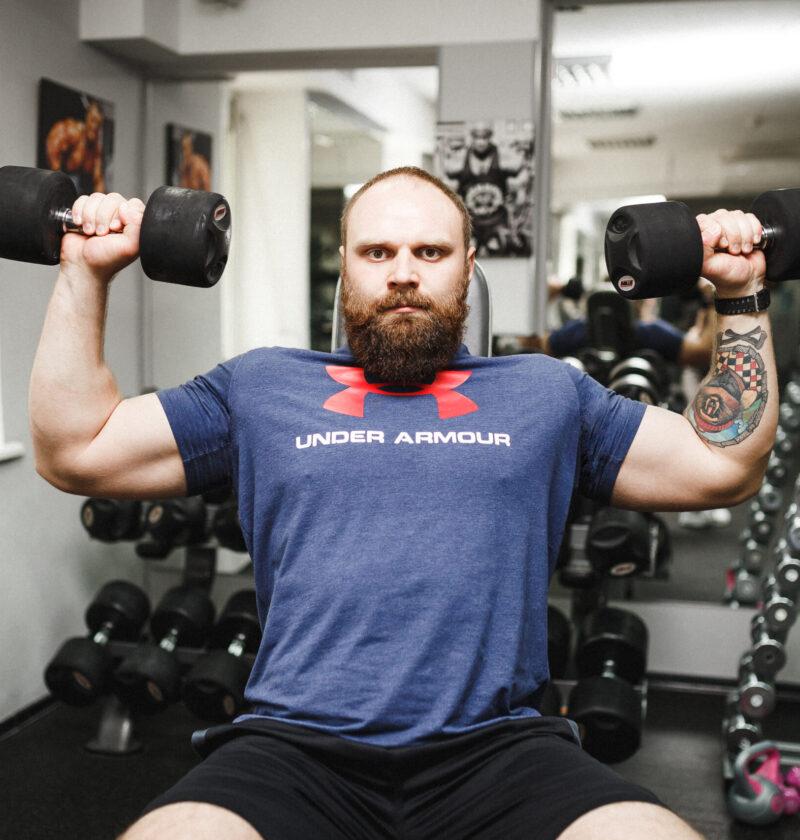 Тренуємо м'язи спини
